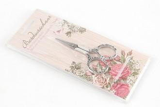Embroidery Scissors - 97259 - Antique Silver (9cm)