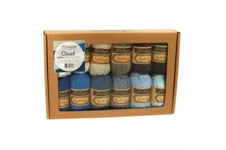 Scheepjes Softfun Colour Pack - Cloud (12 x 20g balls)