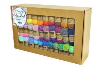 Scheepjes Cahlista Colour Pack (109 x 15g balls)