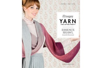 Scheepjes Yarn The After Party 13 - Essence Shawl (booklet)