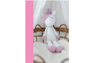 Scheepjes Yarn The After Party 31 - Unicorn Toy (booklet)