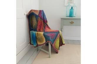 Look At What I Made - Sophie's Dream Blanket - Autumn (Scheepjes Yarn Pack)