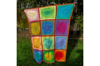 Look At What I Made - Sophie's Dream Blanket - Spring (Scheepjes Yarn Pack)