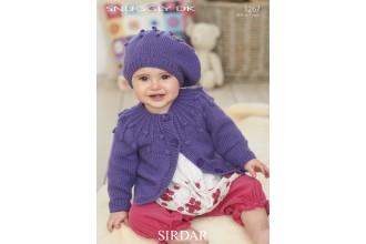 Sirdar 1267 Snuggly DK (leaflet)