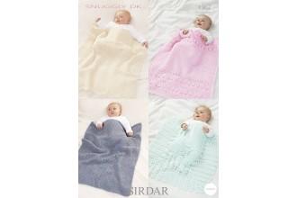Sirdar 1362 Snuggly DK (leaflet)