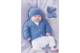 Sirdar 1365 Snuggly DK (leaflet)