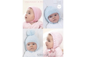 Sirdar 1371 Snuggly 4 Ply (leaflet)