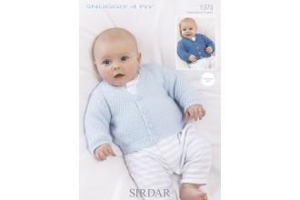 Sirdar 1373 Snuggly 4 Ply (leaflet)