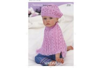 Sirdar 1516 Snuggly DK (leaflet)