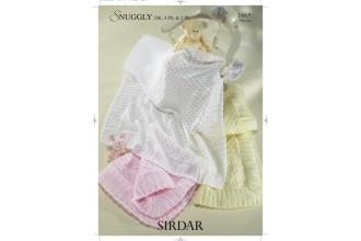 Sirdar 1665 Snuggly DK, 4 Ply, 3 Ply (leaflet)