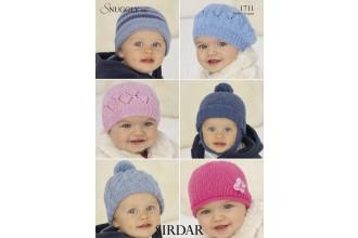 Sirdar 1711 Snuggly DK (leaflet)
