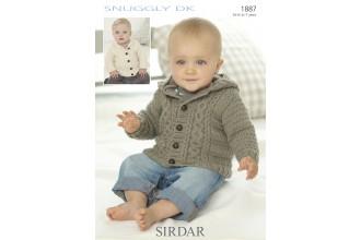 Sirdar 1887 Snuggly DK (leaflet)
