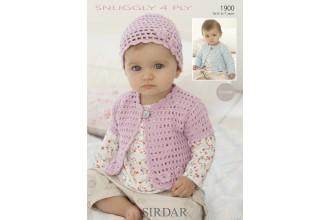 Sirdar 1900 Snuggly 4 Ply (leaflet)