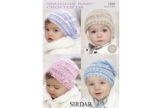 Sirdar 1930 Baby Crofter (leaflet)