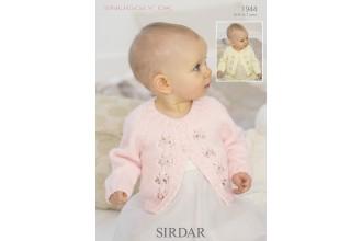 Sirdar 1944 Cardigans in Snuggly DK (downloadable PDF)
