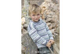 Sirdar 2256 Crofter DK (leaflet)