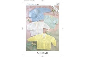 Sirdar 3029 Snuggly 3 Ply (leaflet)