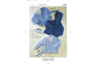 Sirdar 3044 Snuggly DK (leaflet)