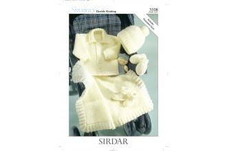 Sirdar 3108 Snuggly DK (leaflet)