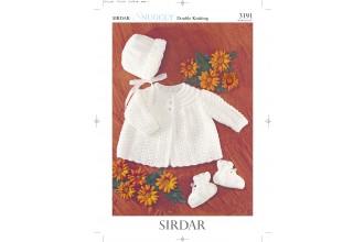 Sirdar 3191 Snuggly DK (leaflet)