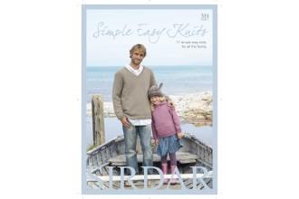 Sirdar 0331 Simple Easy Knits (book)