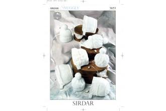 Sirdar 3653 Snuggly DK & 4 Ply (leaflet)