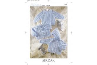 Sirdar 3898 Snuggly DK (downloadable PDF)