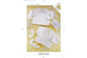 Sirdar 3930 Snuggly 4 ply (leaflet)