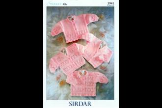 Sirdar 3941 Snuggly 4 ply (leaflet)