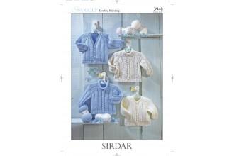 Sirdar 3948 Snuggly DK (leaflet)