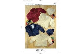 Sirdar 3956 Snuggly DK (leaflet)