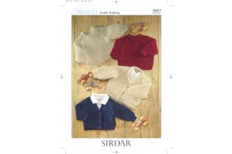 Sirdar 3957 Snuggly DK (downloadable PDF)