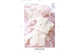 Sirdar 3974 Snuggly DK (leaflet)