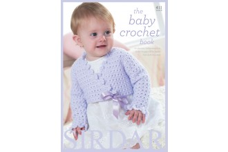 Sirdar 0411 Baby Crochet (book)