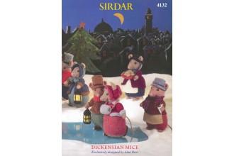 Sirdar 4132 Country Style DK (leaflet)