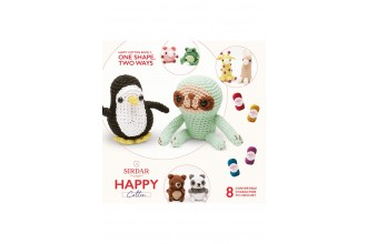 Sirdar 0531 Happy Cotton Book 2 - One Shape, Two Ways (booklet)