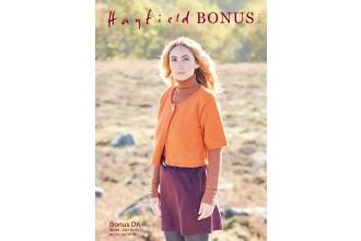 Sirdar 8284 Cardigan in Hayfield Bonus DK (leaflet)