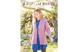 Sirdar 8289 Jacket in Hayfield Bonus DK (leaflet)