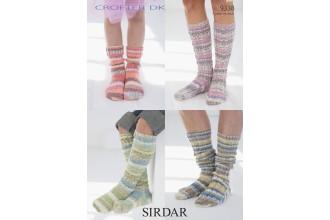 Sirdar 9338 Crofter DK (leaflet)