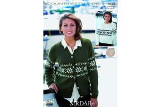 Sirdar 9438 Country Style DK (downloadable PDF)