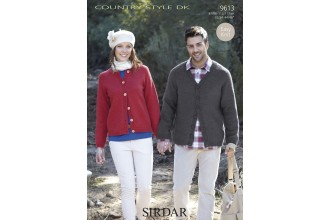 Sirdar 9613 Country Style DK (downloadable PDF)