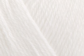 Sirdar Snuggly 4 Ply - White (251) - 50g