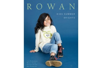 Rowan - Kids Summer Brights (book)