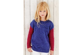Stylecraft 9438 Sweaters in Life DK (downloadable PDF)