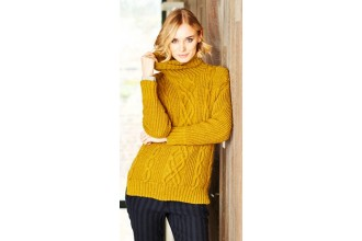 Stylecraft 9547 Sweater and Tunic in Life DK (leaflet)