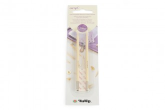 Tulip CarryC Interchangeable Circular Knitting Needle Shanks - Bamboo (3.50mm)