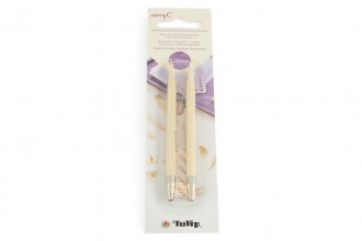 Tulip CarryC Interchangeable Circular Knitting Needle Shanks - Bamboo (6.00mm)