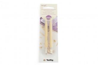 Tulip CarryC Interchangeable Circular Knitting Needle Shanks - Bamboo (7.00mm)