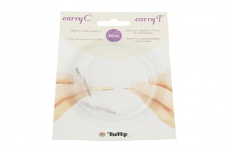 Tulip CarryC / CarryT Interchangeable Circular Knitting Needle Cables