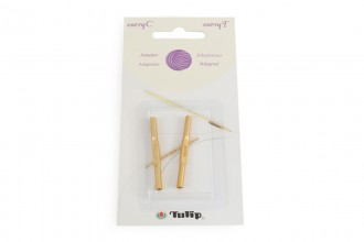 Tulip CarryC / CarryT Interchangeable Circular Knitting Needle Cable Adaptors